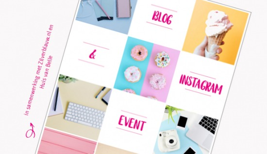 Blog & Instagram event