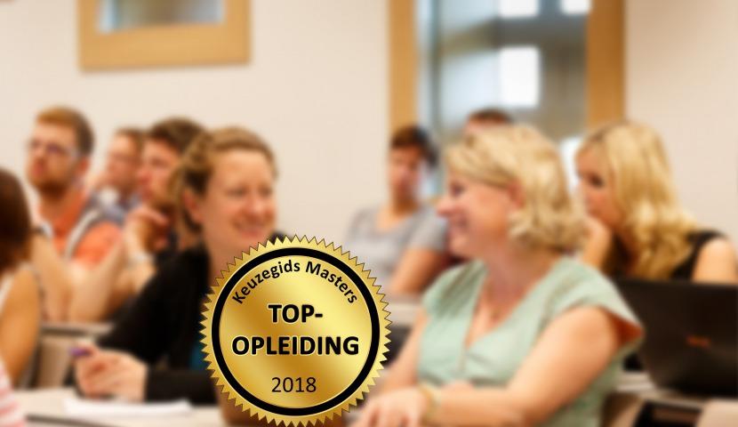 Keuzegids Master Top opleidingen 2018