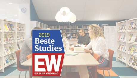 Logo Beste Studies 2019 - Elsevier